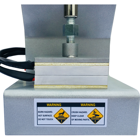 Dulytek DM800-E Mini Personal Manual Rosin Heat Press | For EU & AUS - 13Leafz