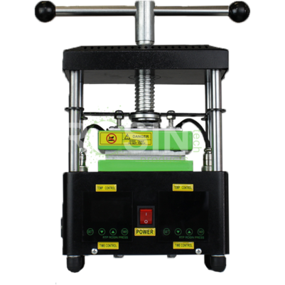 Rosin Tech Twist Manual Rosin Heat Press - 13Leafz