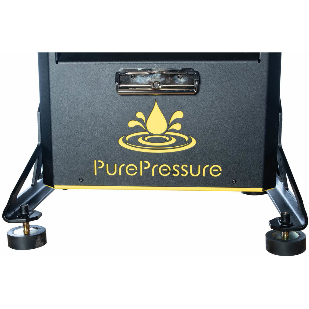 Pure Pressure Helix 3 Ton Manual Rosin Press - 13Leafz