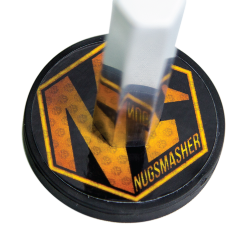 NugSmasher Mini 2 Ton Rosin Press Master Bundle - 13Leafz