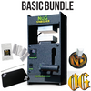 Image of NugSmasher Original 12 Ton Manual Rosin Press Basic Bundle - 13Leafz