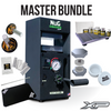 Image of NugSmasher XP 12 Ton Rosin Press Master Bundle - 13Leafz