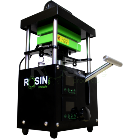 Rosin Tech BIG Smash Manual Hydraulic Rosin Heat Press | 4 Ton - 13Leafz