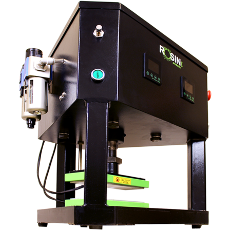 Rosin Tech Pro Pneumatic Rosin Press | 8 Ton - 13Leafz