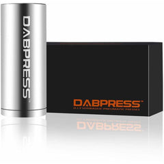 Dabpress Two-Piece Rosin Pre-Press Mold & Cylinder Puck Maker - 13Leafz