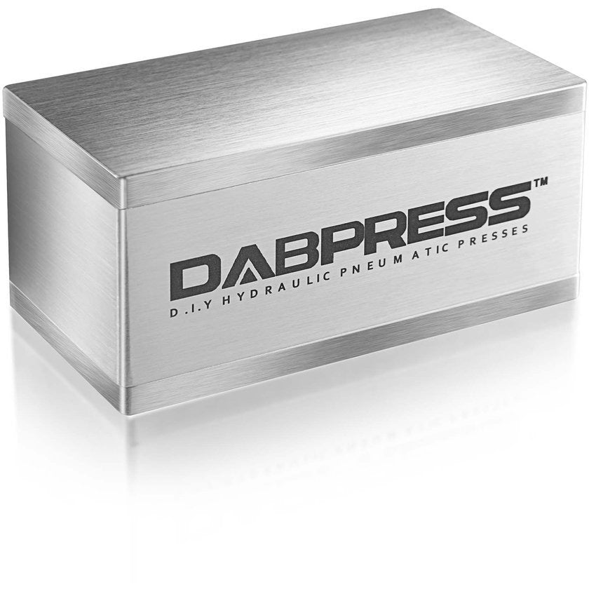 Dabpress Large Rectangle Rosin Pre Press Mold | 3-Piece Design - 13Leafz