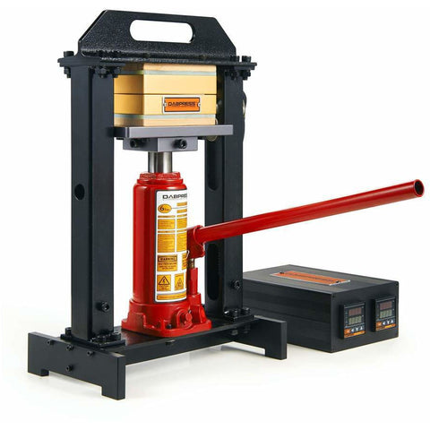 Dabpress 6 Ton Driptech Hydraulic Rosin Tech Press - 13Leafz