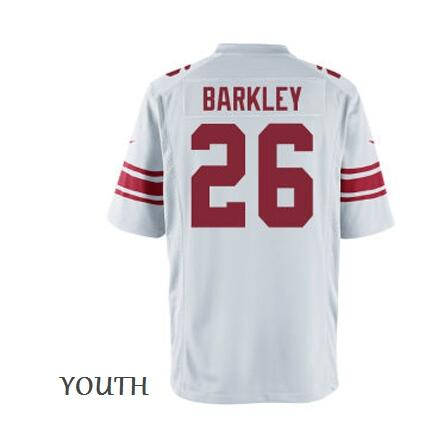purchase cheap 93132 5afdc Men's New York Giants Saquon Barkley Football Jersey
