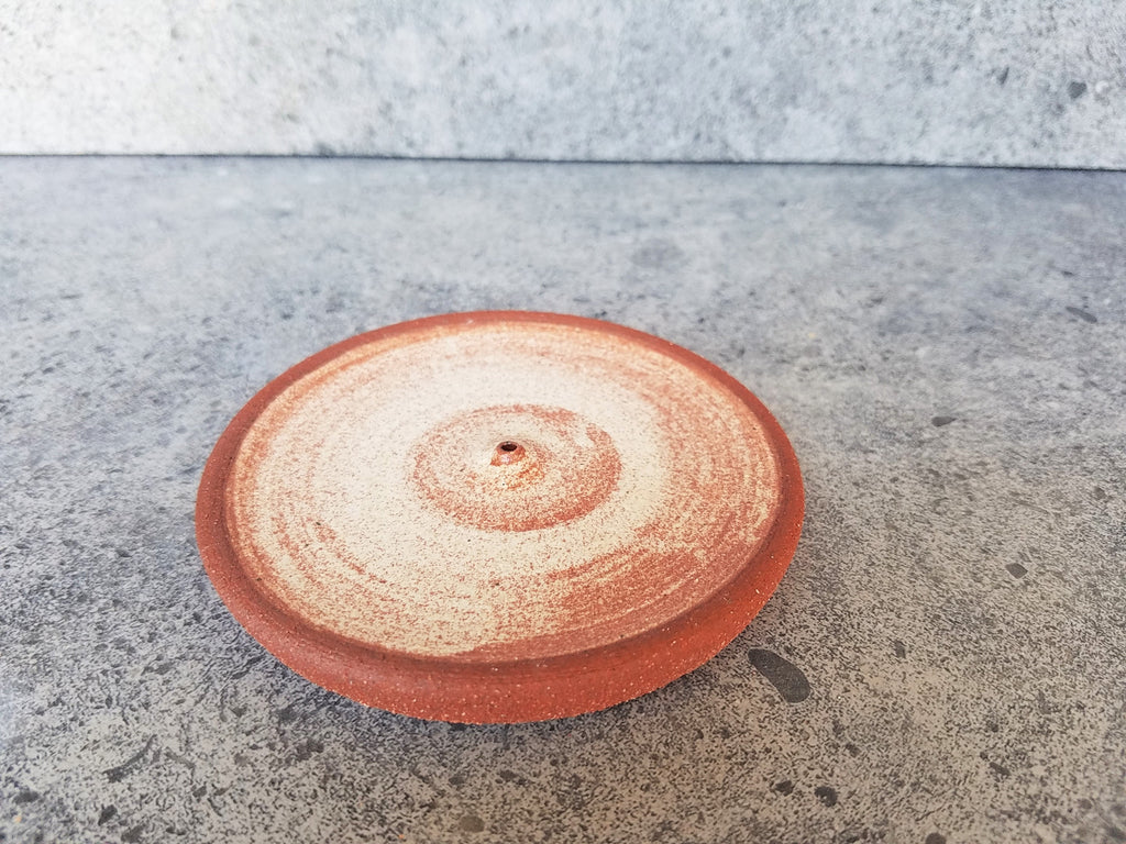 Incense Burner - Rust - WS