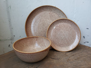 Dinnerware - Speckled Rust - Made to Order