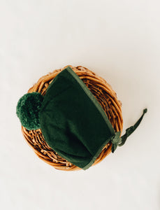 Emerald Green wool