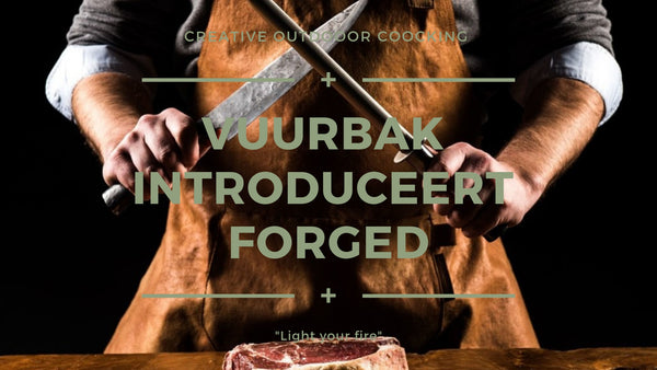 Vuurbak introduceert sidekick Forged