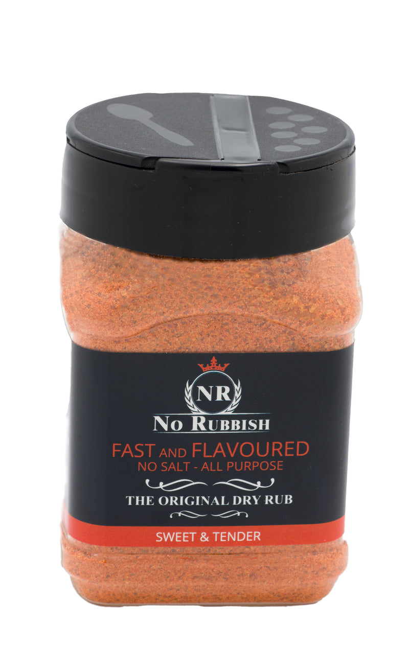 NoRubbish Fast and flavoured NS