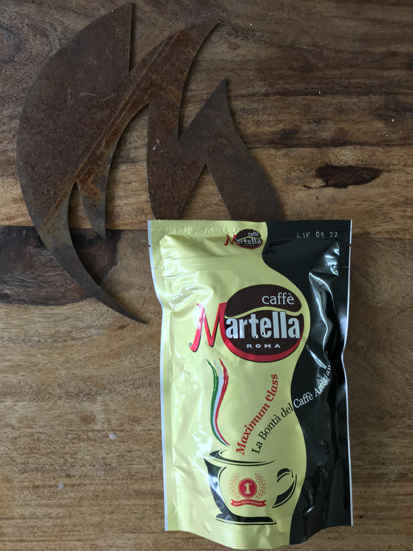 Caffè Martella Maximum Class. Rok your taste.