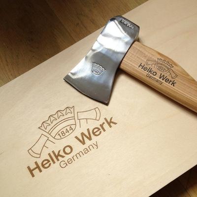 Helko Werk Hudson Bay Camp Hatchet