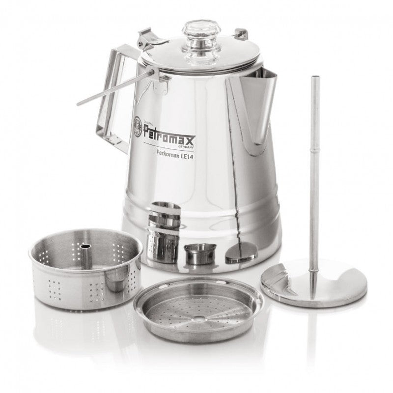 Petromax Percolator RVS le14