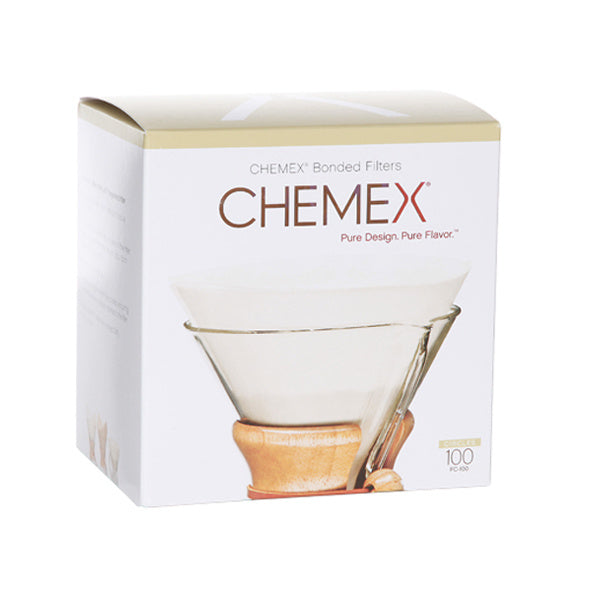 Chemex filters tot 6 cup