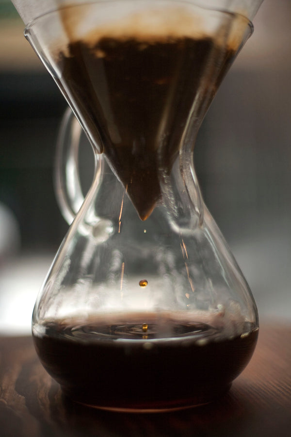 Chemex Glasshandle . Tot 6 cup