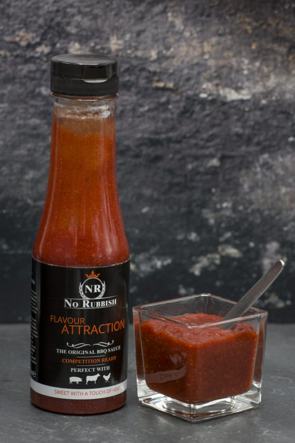 Norubbish. Flavour Attraction BBQ saus