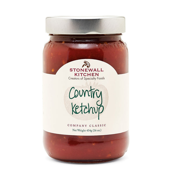 stonewall kitchen - country ketchup. Foodelicious.