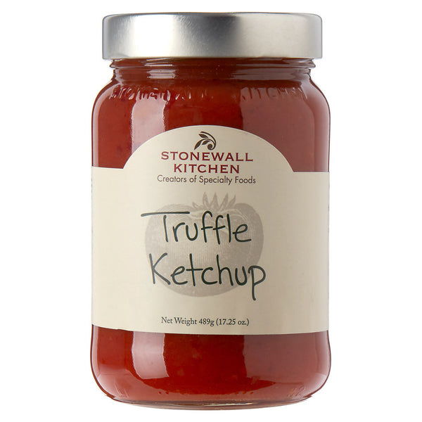 Stonewall Kitchen, truffle ketchup. Foodelicious.