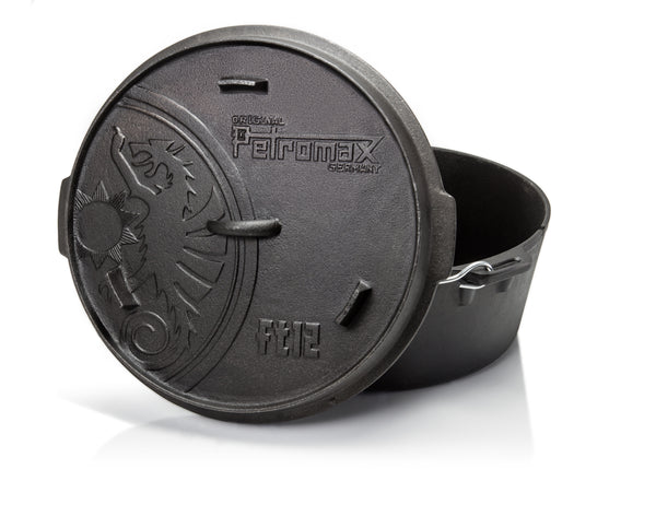 Petromax Dutch Oven ft12 platte bodem, FT12-T