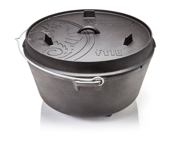 Petromax Dutch Oven ft18 met pootjes