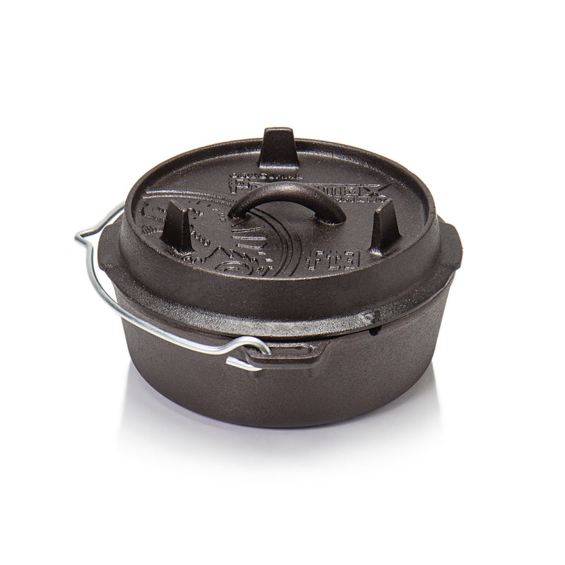Petromax Dutch Oven ft3 platte bodem, FT3-T