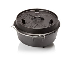 Petromax Dutch Oven ft4.5 met pootjes