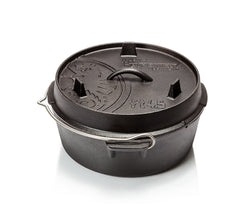 Petromax Dutch Oven ft4.5 platte bodem, FT4.5-T