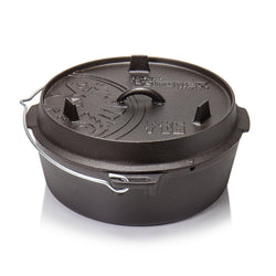 Petromax Dutch Oven ft6 platte bodem, FT6-T