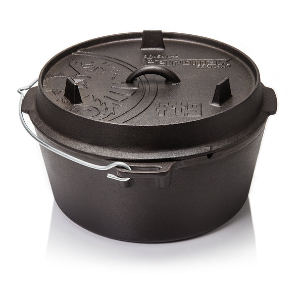 Petromax Dutch Oven ft9 platte bodem, FT9-T