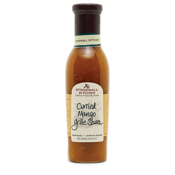 Stonewall kitchen - curried mango grille sauce