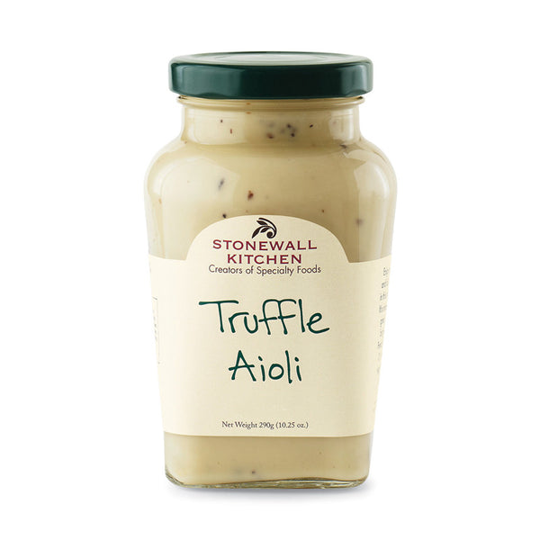 Stonewall kitchen - truffle aioli