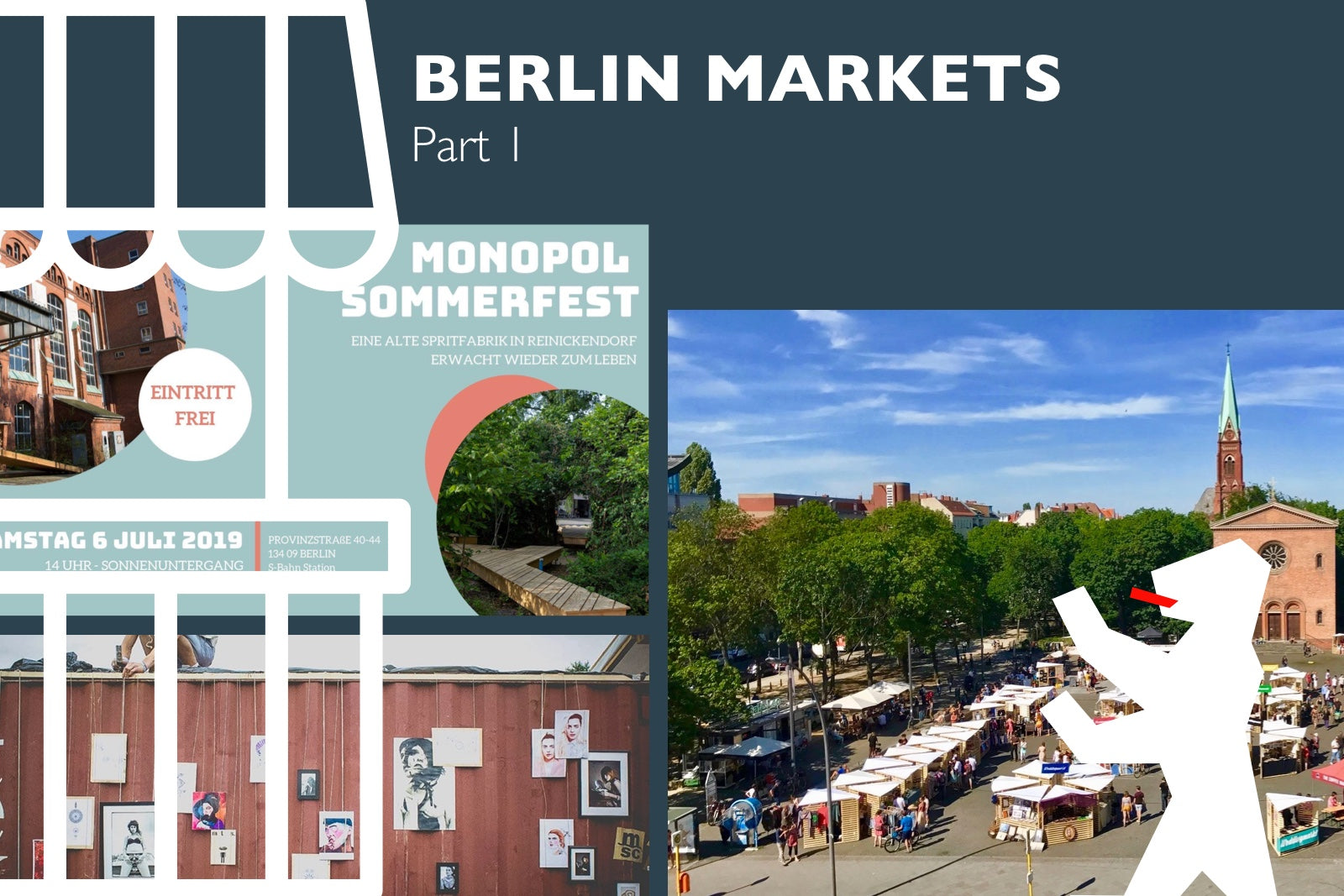 Berliner markets - part 1