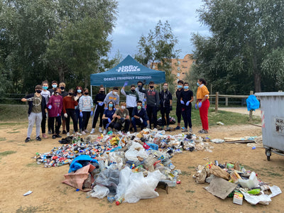 River Cleanup - Castell-Platja d'Aro (Oct 7th, 2020)