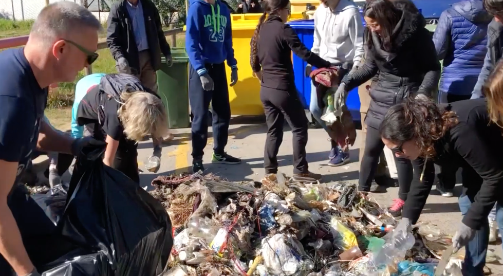 River Clean-up Platja D'Aro - Sloppy Tunas