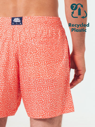 Men's Swim Short - Microplastics - Sloppytunas