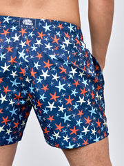 Men's Swim Short - Starfish - Sloppytunas