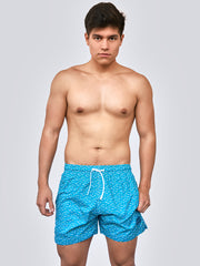 Men's Swim Short - Yellowfin Tuna - Sloppytunas