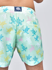 Men's Swim Short - Turtles - Sloppytunas