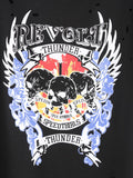 Revolt Thunder Ripped T-shirt