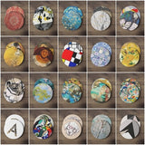Abstract Art Coasters