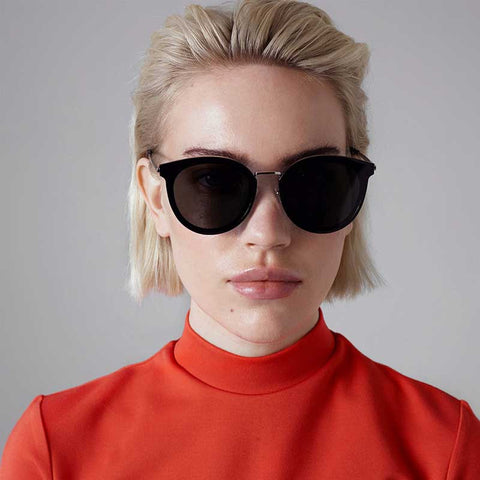 Lucianna Retro Sunglasses