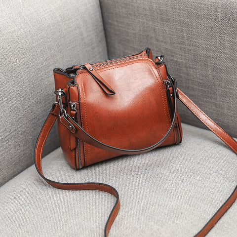 Marmont Leather Messenger