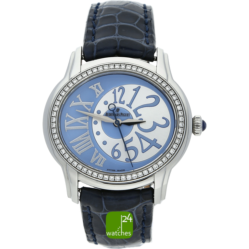 AUDEMARS PIGUET Millenary Lady orig Brillantbe. 77301st.zz.d303cr.01