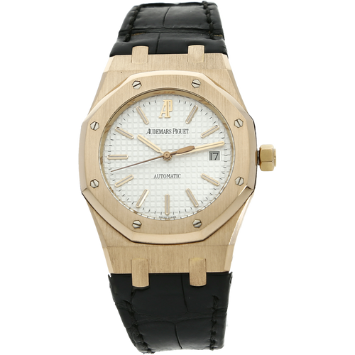 Audemars Piguet Royal Oak 15300 OR Box Papiere Rotgold LB
