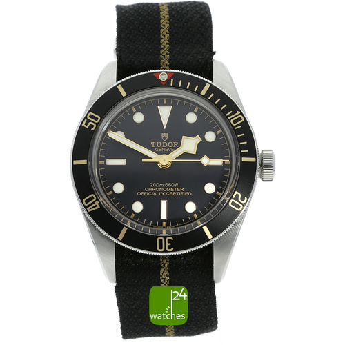 Tudor Black Bay Fifty Eight 39 mm 79030 München www.watches24.com