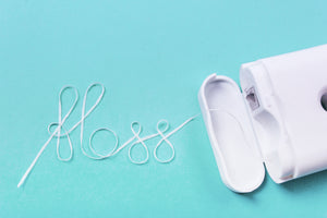 "using floss to write ""floss"""