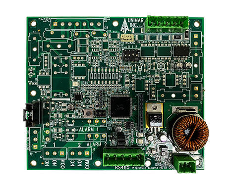 Control Board 2604-002-A REV.G Unimar Lighting Solutions